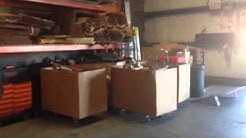 tampa florida commercial moving company commercial bins