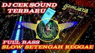 Gambar cover DJ CHEK SHOUND TERBARU SETENGAH REGGAE -Terbaik Di Pesona Gondanglegi