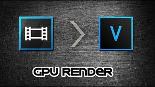 Fix ALL Sony Vegas Crashes & Enable GPU-rendering (2018) (Super-Fast Rendering)