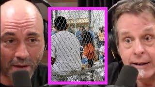 """Joe Rogan - Ted Nugent on Immigration """"America Needs Secure Borders!"""""""