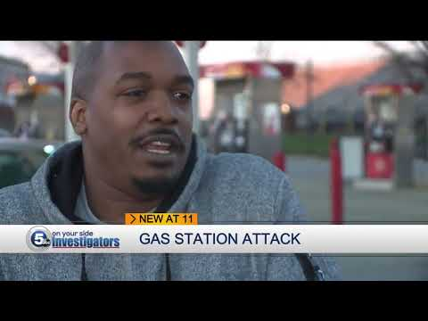 Adam Rivers - WATCH: Fight over a HOT DOG results in a brawl at a gas station