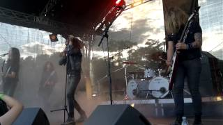 In Solitude-Intro/Demons-live at Hells Pleasure 2013