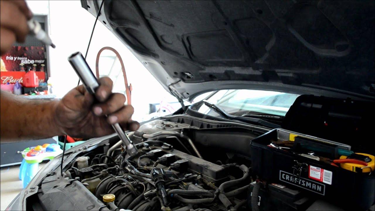 2007 Mazda 6 Spark Plug Change Out