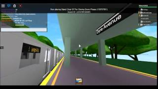 ROBLOX MTA Subway Movie: Chapitre 3 [4 - 5 train Action]