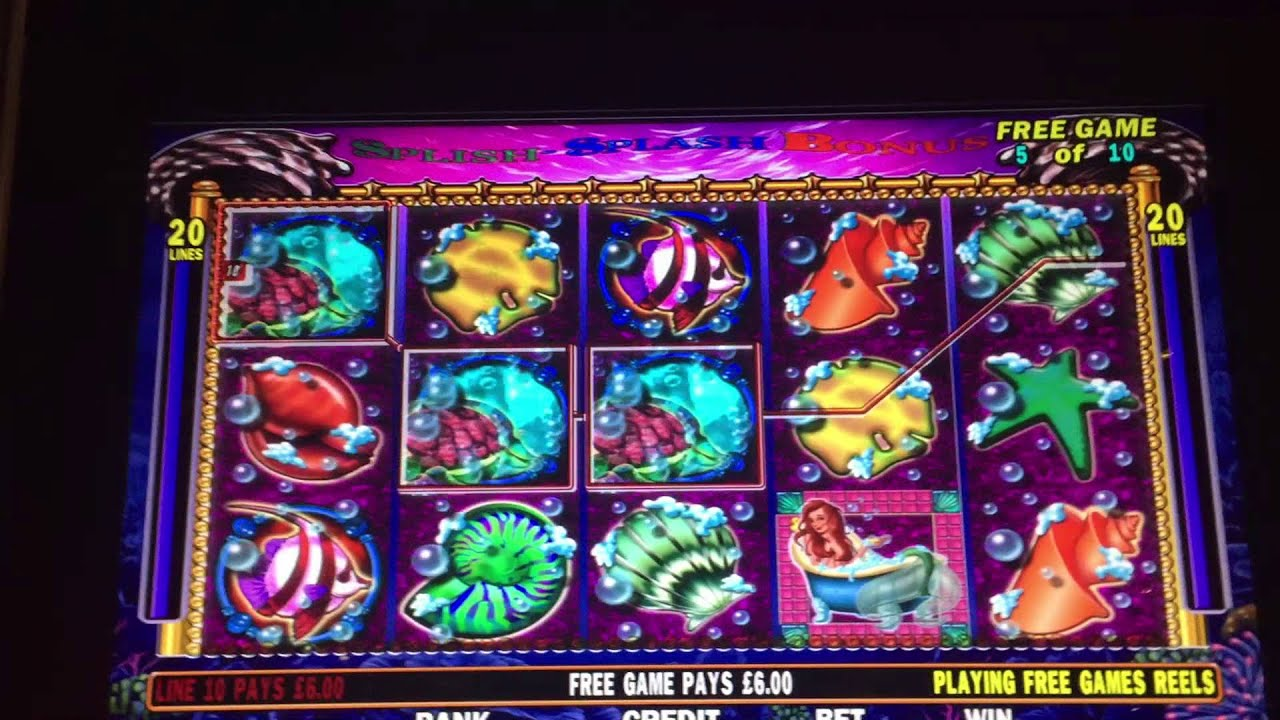 Mystical mermaid slots free baccarat paris place des etats unis