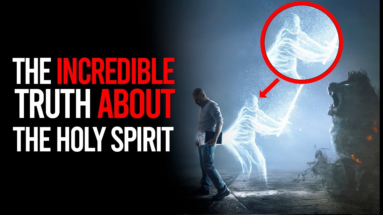 Who Is The Holy Spirit? (THIS IS SO POWERFUL)