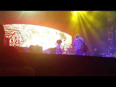 Brandon TAZ Niederauer & Widespread Panic Peach Music Festival 8/12/17