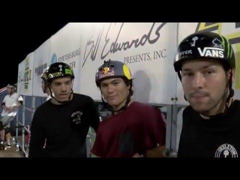 SPX Skate Vert - Full TV Show