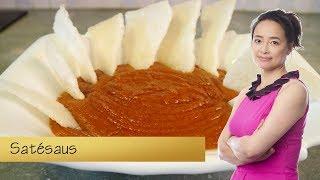 Zelf satésaus maken volgens Chinees recept