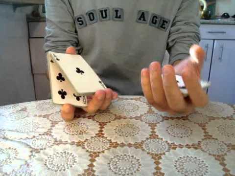 Видео, Фокусы с картами - Ложные тасовки часть 2 - Обучение - Kaminskiy Vadim