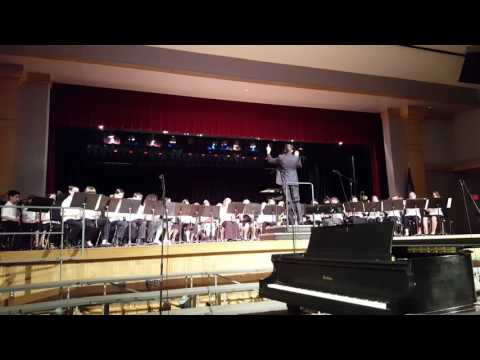 Chenango Valley Middle School Star Wars medley