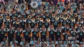 Southern University - Fanfare #2 - HBCU Bands