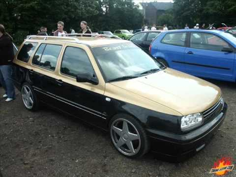 big papa s ex vw golf 3 variant beast inside youtube. Black Bedroom Furniture Sets. Home Design Ideas