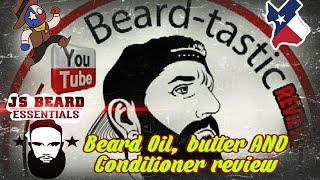 J's Beard Essentials Beard Co review