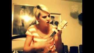 """Jar Of Hearts"" Christina Perri (Ukulele Cover)"