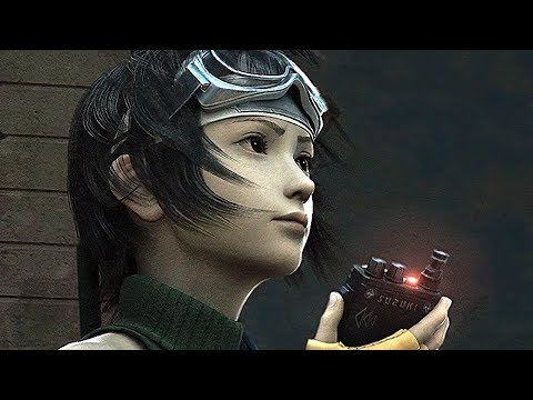 Dirge of Cerberus: Final Fantasy VII Intro (Remastered in 4K using AI Machine Learning) [IMPRESSIVE]