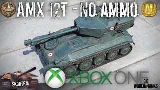 AMX 12T - No Ammo! Wot Console - Mastery