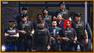GTA 5 Roleplay - I RUINED POLICE TRAINING DAY | RedlineRP