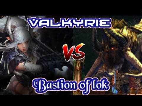 TERA: VALKYRIE VS BASTION OF LOk (BOL) Dungeon beginners Guide! DHS