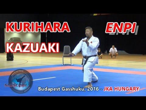Karate-do Focus - Enpi by Kurihara Kazuaki Sensei