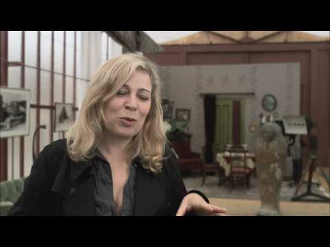 Danish film director Lone Scherfig on Carl Theodor Dreyer