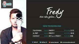 Video Fredy - Dan Aku Galau (Official Karaoke Video) download MP3, 3GP, MP4, WEBM, AVI, FLV Desember 2017