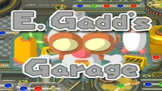 Mario Party 6 – E. Gadd's Garage [Part 1]