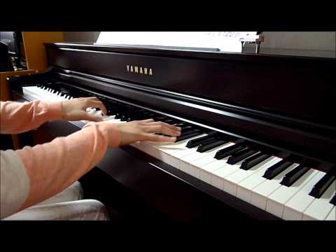 Hebe田馥甄【小幸運 (電影《我的少女時代》主題曲)】鋼琴版piano by CHM