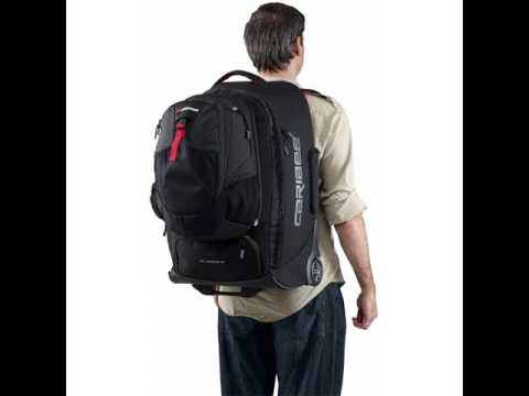 wheeled backpack luggage ideas