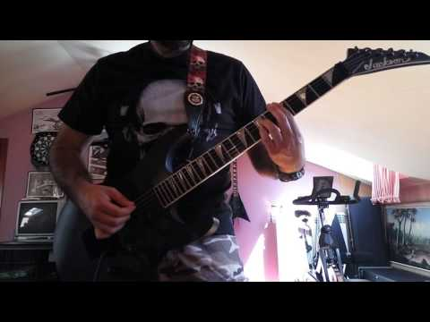 LACUNA COIL - TIGHT ROPE (Guitar Cover by TOMYGP)