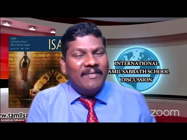 04 March 21–Qtr.1:ISAIAH-LS-10:Tamil Sabbath School–மாற்றுகிற இழப்பிட்டுப் பலி by Mrs.Stella Stanley