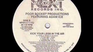 Poor Pocket Productions - Kick Your Legs In The Air (Spago )