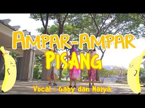 Klasia | Lagu Anak Indonesia (Gaby dan Nasya) - Ampar Ampar Pisang