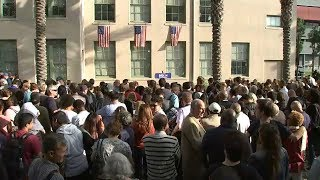 LIVE: Joe Biden to speak at Los Angeles Trade-Technical College | ABC7