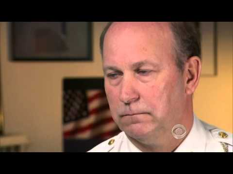 Newtown police chief shares his story