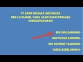 Cara Daftar SMS banking Bni lewat ATM