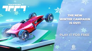 TRACKMANIA WINTER 2021 CAMPAIGN IS OUT
