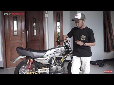 RX KING MODIF TERGAGAH SAAT INI || Anto Kremes