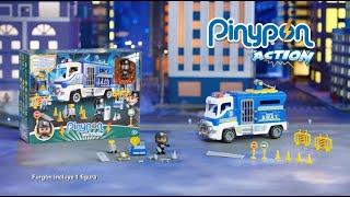 Pinypon Action. Furgón de Operaciones Especiales. Anuncio TV