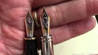 Fountain Pen Visconti Van Gogh Musk review 2002 version