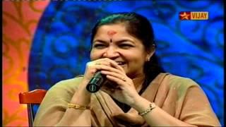 Chitra singing some of her favorites - 1