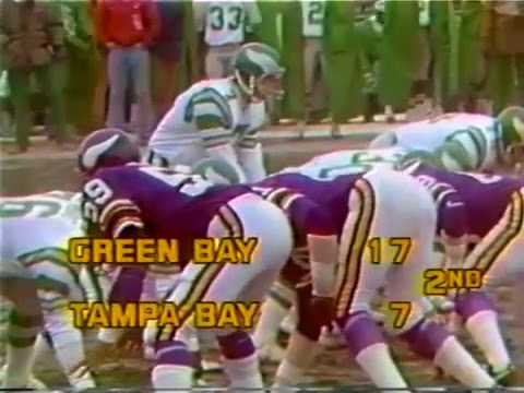 1978 Week 14 Philadelphia Eagles @ Minnesota Vikings