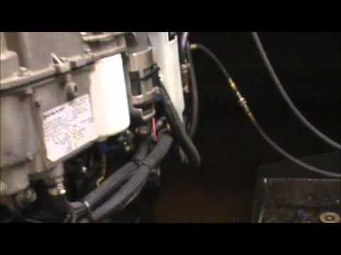 Mercury Outboard 150hp optimax from OneOutboard wmv