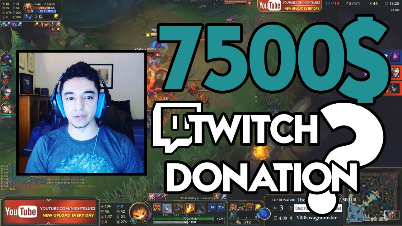Twitch Donations Versteuern