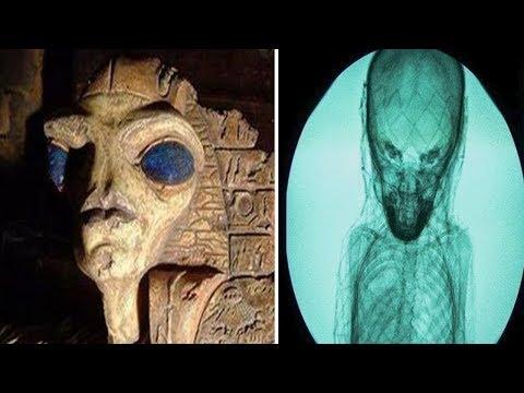 Die Geheimnisvollsten archäologischen Entdeckungen in Ägypten!