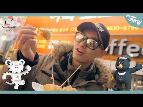 Korea Market Street Food: Gangneung Central Market