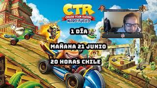 Crash Team Racing Nitro Fueled   Información Importante   En Vivo Mañana