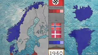 Nazi Almanyasının Norveç Ve Danimarka İşgali (2. Dünya Savaşı)