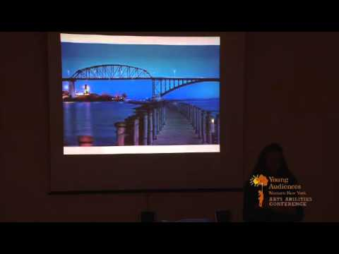 Arts Abilities 2014 - Linsey Graff of Buffalo Architecture Foundation: Building a Geodesic Dome