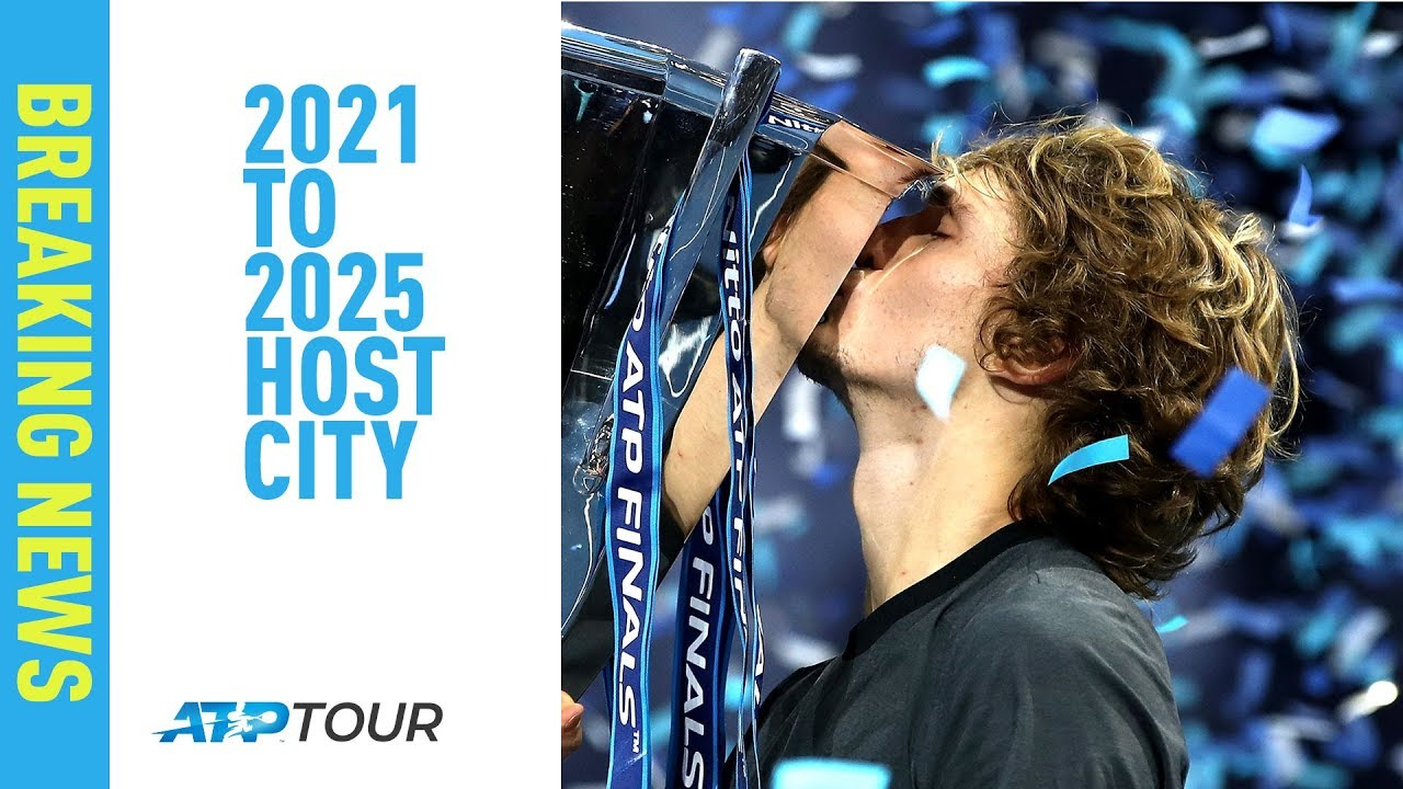 The host city for the ATP Finals is...
